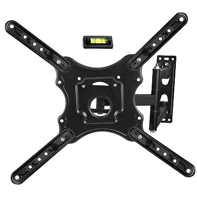 TV Wall Mount Swivel Tilt Full Motion 32 37 39 40 42 43 46 47 Inch LED LCD