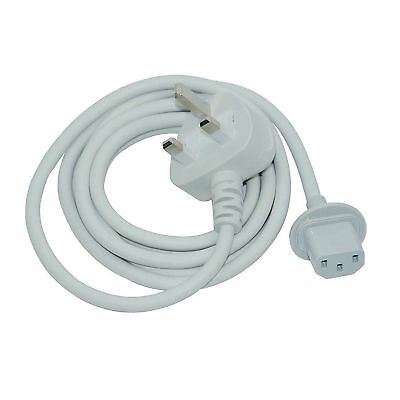 Apple Cinema Display A1096 A1097 A1098 UK Plug Power Adapter Cord Lead Cable for sale  Shipping to United States