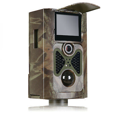 ANNKE 1080P 12MP Digital Hunting Trail Camera Scouting Game Outdoor PIR Wireless
