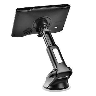 (Dash Car Mount with Semi-Auto Extension Arm for Garmin Nuvi Seires GPS Units)