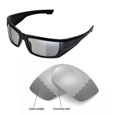 Neu Wl Polarisiert Transition/Brillengläser für Spy Optic Dirk Sonnenbrille