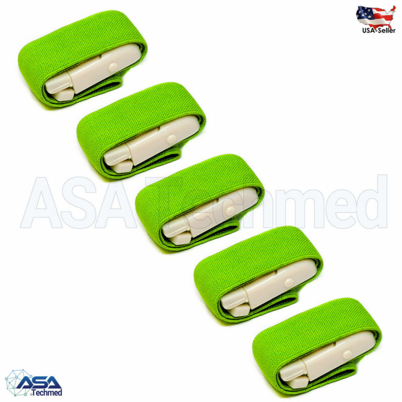Light Green Sos Tourniquets Quick Release Occlusion Tourniquet Bands-one-handed