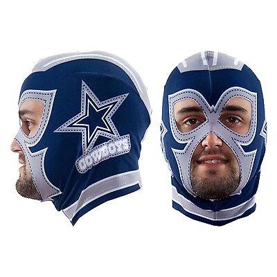 Nfl Dallas Cowboys Fan - NFL Dallas Cowboys Fan Mask Wrestling