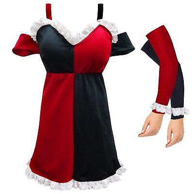 Harley Quinn Plus Size Halloween Costume 0x 1x 2x 3x 4x 5x 6x 7x 8x - 5x Womens Halloween Costumes