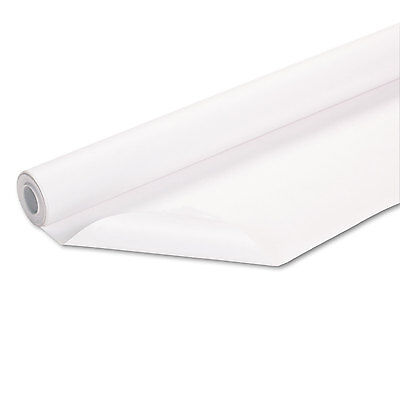"Pacon Fadeless Paper Roll 48"" x 50 ft. White 57015"