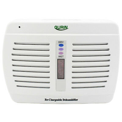 Gun Safe Dehumidifier Cabinet Wireless Rechargeable Small Mini Dry Desiccant