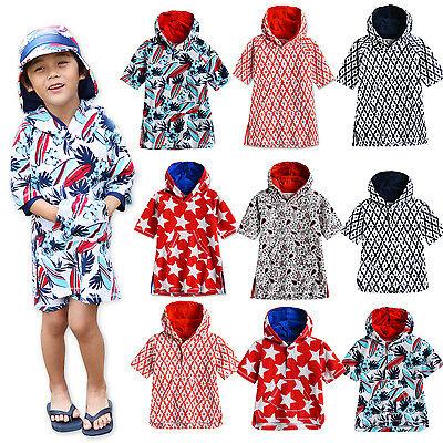"Vaenait Baby Newborn Toddler Kids Swimming Terry Towel ""Boys"