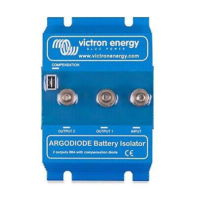 Victron Energy Argo Diode Battery Isolators 80-2SC (2 Batteries 80 amp)