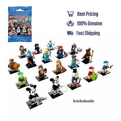 IN HAND Lego Disney Series 2 Minifigures Mickey Elsa Nightmare Jack Dewey 71024