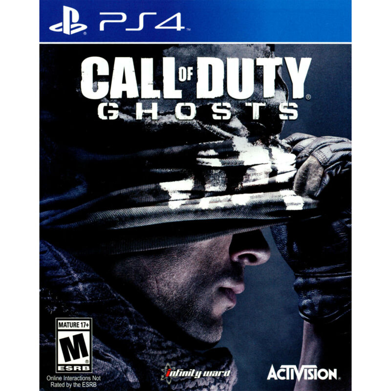 Call of Duty: Ghosts PlayStation 4 TBD