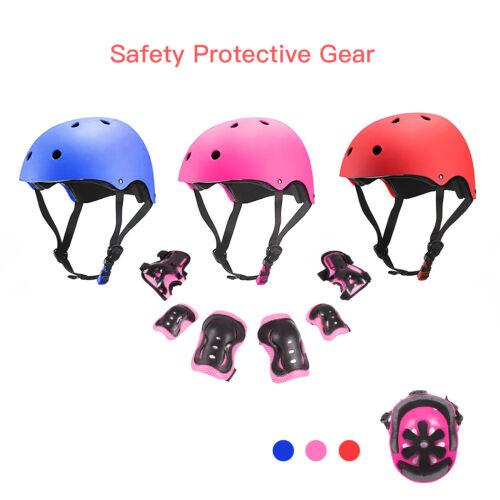 7pcs kids sports protective gear set safety