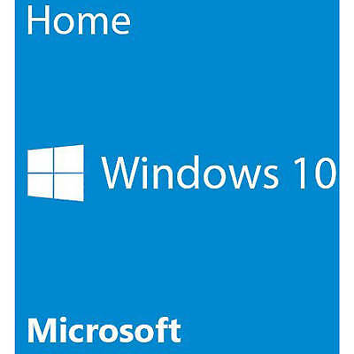 Microsoft Windows 10 Home 3264bit Genuine License Key Product Code