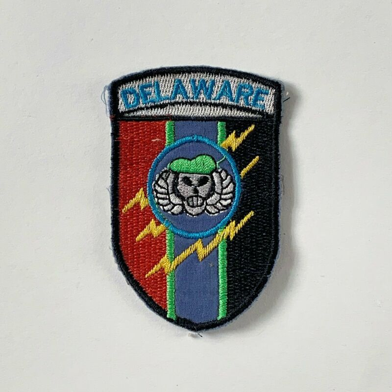 Military Patch (Delaware)