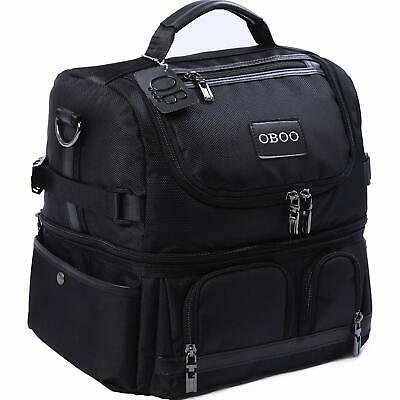 OBOO Adult Lunch Box Insulated Lunch Bag,Double Reusable Wat