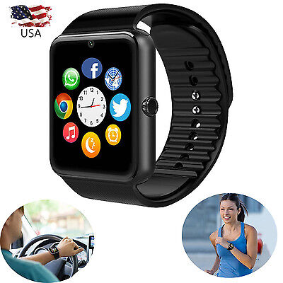 Bluetooth Smart Wrist Be vigilant for GSM Phone For Android Men Women Samsung Huawei LG