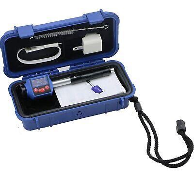 Pen Type Digital Leeb Hardness Tester Smart Durometer With Ndt Testing