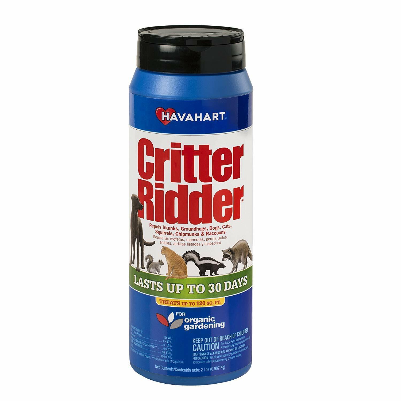 Havahart Critter Ridder 3142 Animal Repellent Granular Shake