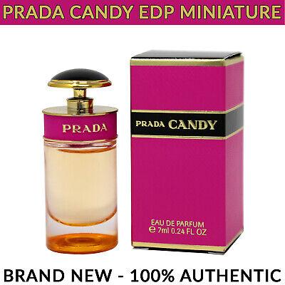 Prada Candy Prada for Women Eau de Parfum Miniature Splash Bottle 7ml  BRAND (Prada Brands)
