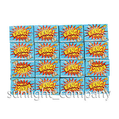SUPER LOUD Noisemaker Favors Party Snaps Pops 5 Boxes (250 Snap - Noise Maker Party Favors