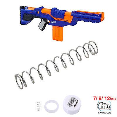 Worker MOD Spring Coil 7/9/12KG for Nerf Delta Trooper Blaster Modify Toy