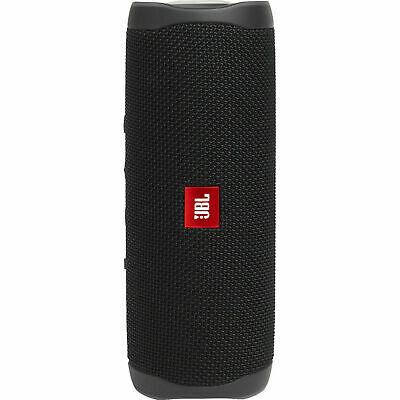 JBL Flip 5 - Black - Portable Bluetooth Waterproof speaker N/O
