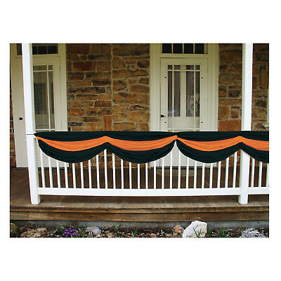 Halloween Haunted House Decoration Indoor Outdoor Porch Balcony Hanging BUNTING - Halloween Bunting