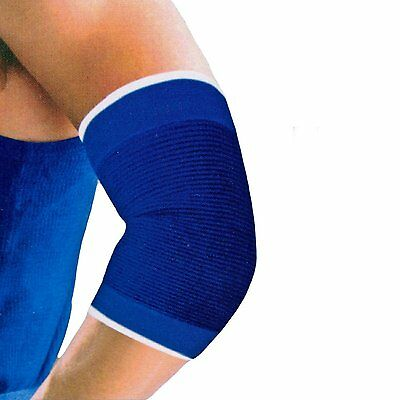 2PCS Elastic Elbow Support Brace Sports Best for Sports Excercise