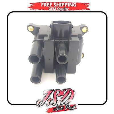 New OE-Quality Ignition Coil for Ford Mazda 988F-12029-AC