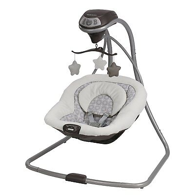 Baby Swing Chair Bouncer Best Graco Electric Vibration For Infants Abbington