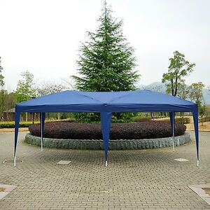 Event Tent for Catering 10' x 20' / No Wall - Blue