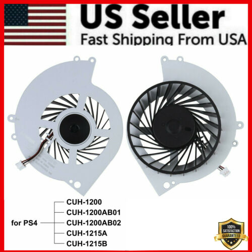 Internal Cooling Fan KSB0912HE For SONY Playstation 4 PS4 CUH-12XX Console 500GB