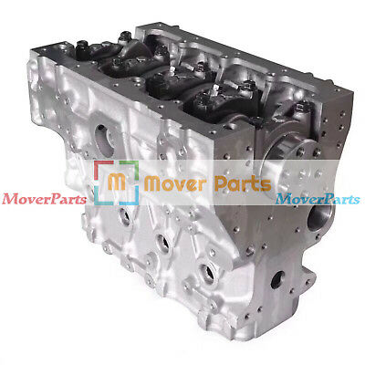 Cylinder Block Assy 729907-01560 For Komatsu 75-v Yanmar 4tnv98 Diesel Engine