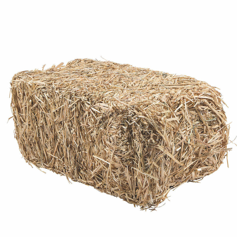 Floracraft  Decorative Straw Hay Bale - 24 - Craft Supplies - 1 Piece
