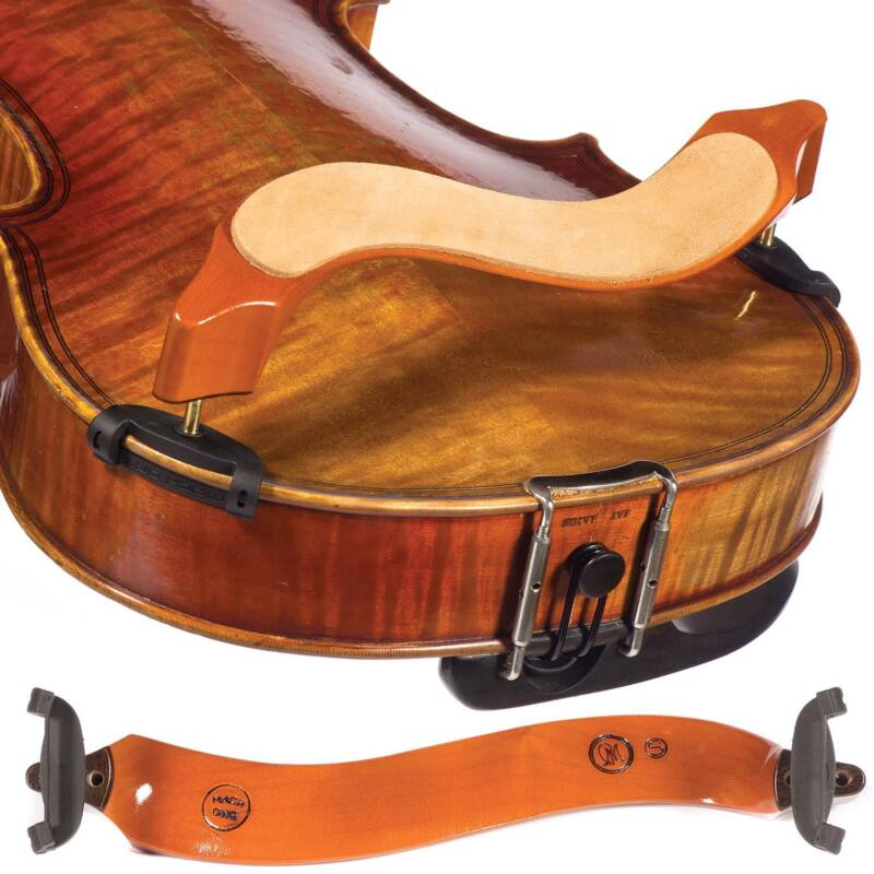 "Mach One Maple Wood 15""-16"" Viola Shoulder Rest - AUTHORIZED DEALER!"
