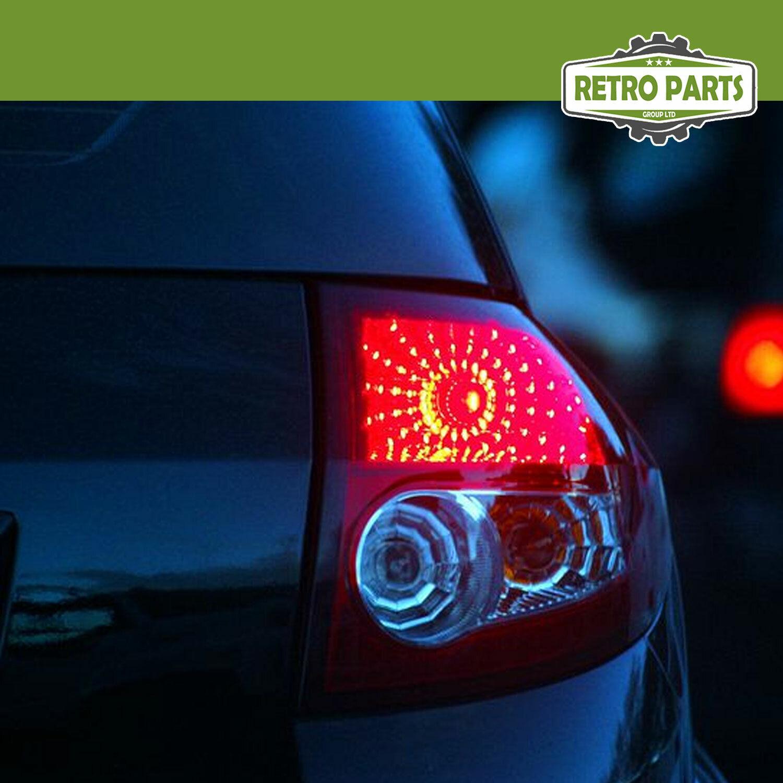 Posteriore Coda Lampada MOT Fix FRENO /& Faro antinebbia Riparazione Lenti Nastro Per Mitsubishi