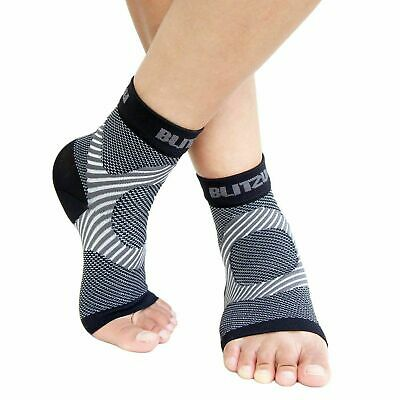 Plantar Fasciitis Socks with Arch Support BEST 24/7 Foot Care Compression (Best Foot Arch Support)