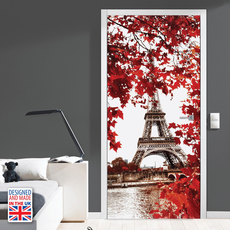 Self-Adhesive Door Mural Sticker Door Mural Sticker For All Europe 90cmX200cm