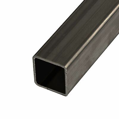 Steel Square Tube 1-12 X 1-12 X 0.083 14 Ga. X 12 Feet 3 Pcs 48 Long