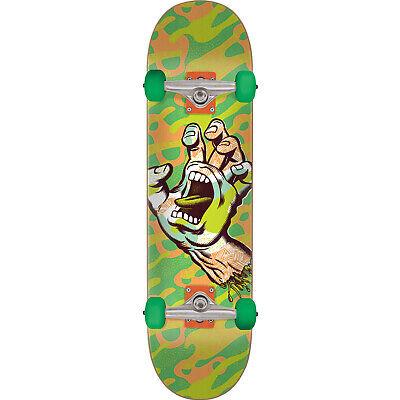 "Santa Cruz Primary Hand Complete Skateboard - 8.0"" Green"