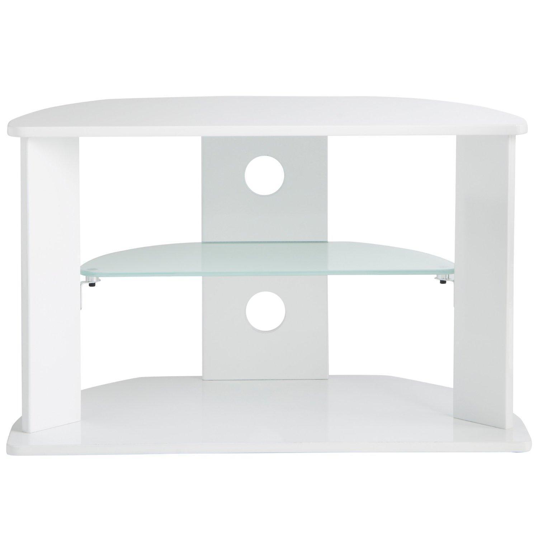 white corner tv unit ebay. Black Bedroom Furniture Sets. Home Design Ideas