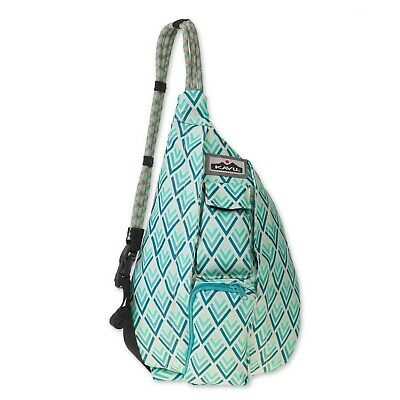 KAVU Mini Ropette Sling Bag Water Resistant Crossbody Backpa