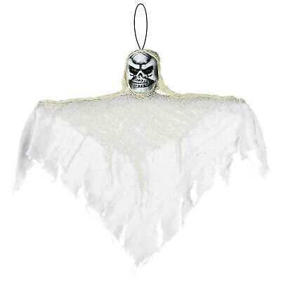 CLEARANCE Halloween Haunted House Hanging White Small Reaper Decoration