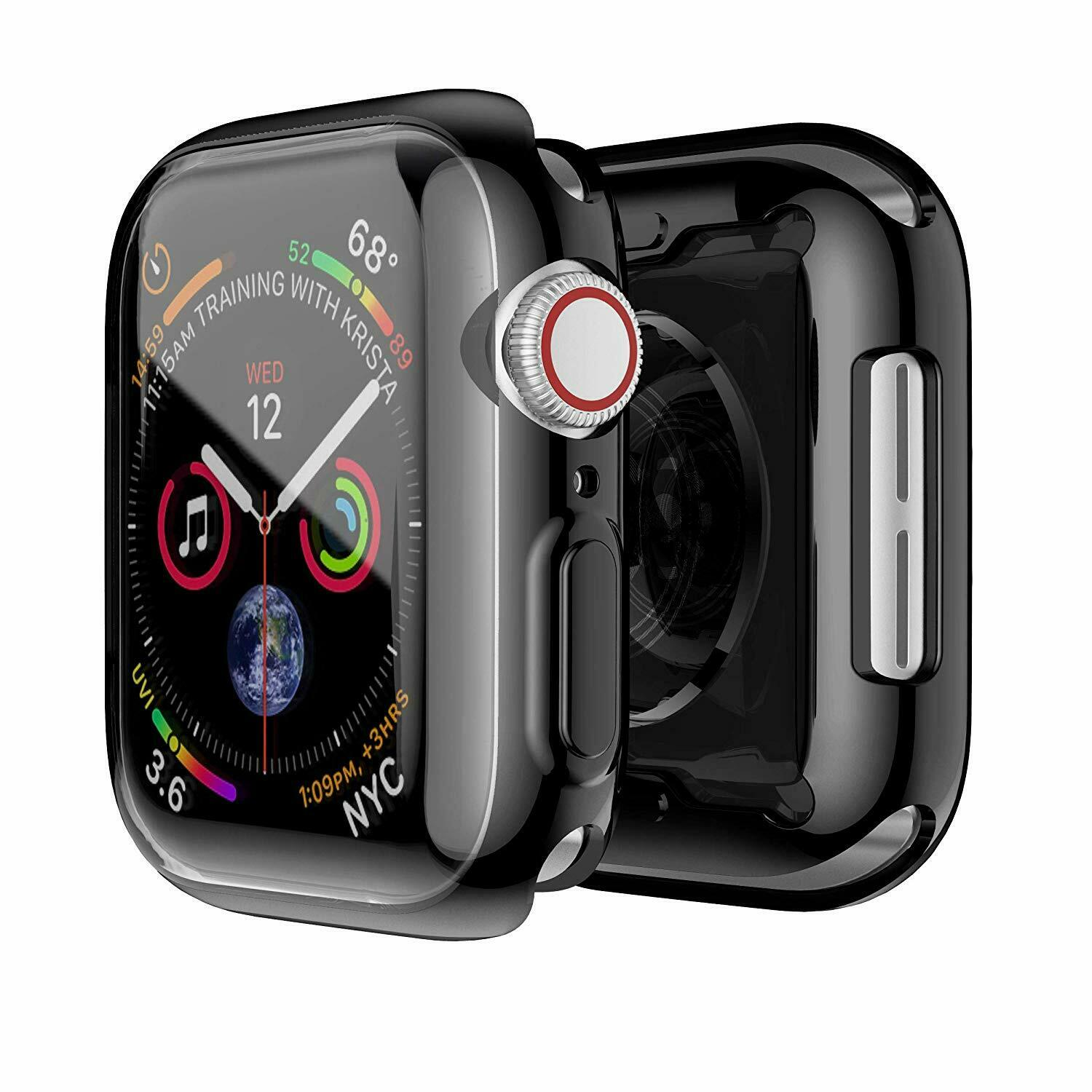 iWatch Screen Protector Cover TPU Case38/40/42/44mm F Apple Watch Series 2 3 4 5 Cases, Covers & Skins