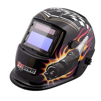 New Firepower Victor 1441-0086 Spark Plug Welding Helmet