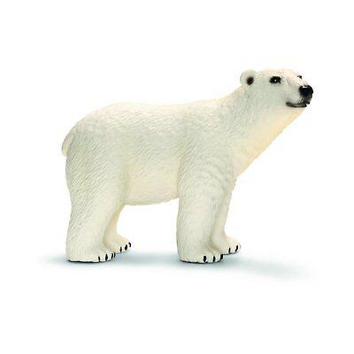 POLAR BEAR by Schleich/ toy/ 14659/ RETIRED