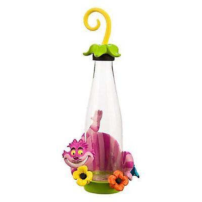 """Disney Parks """"Cheshire Cat"""" Garden Hummingbird bird Feeder - Alice in Wonderland"""