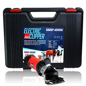 380w Farm Supplies Sheep Shears Goat Clippers Animal Livestock Shave Grooming Ce