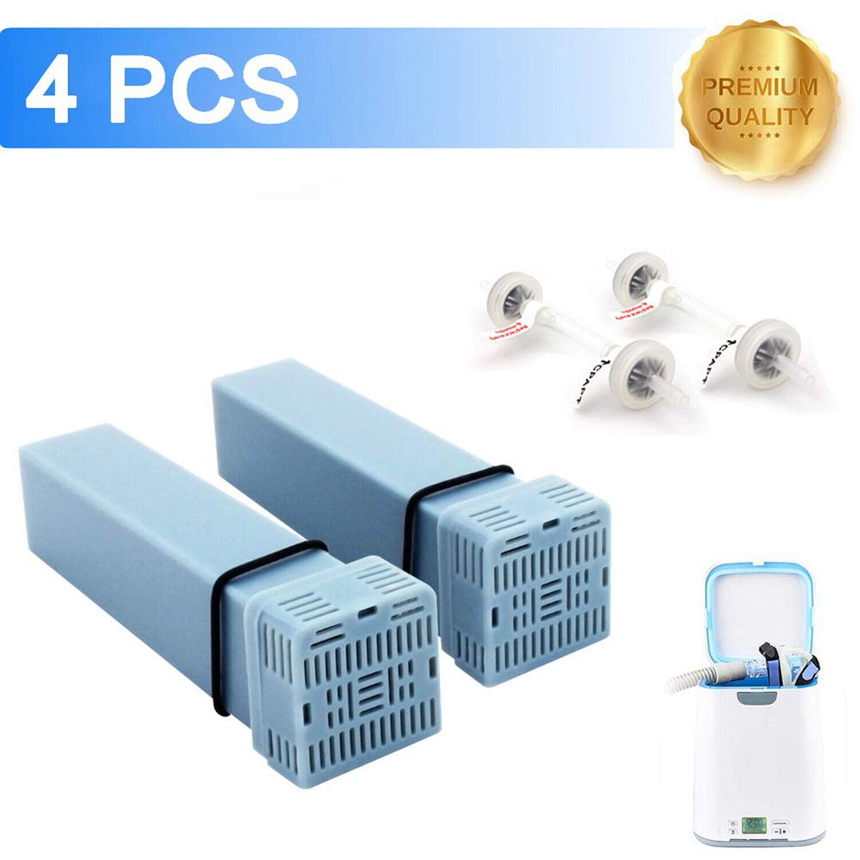 Cartridge Filter Kit For Soclean 2 C Pap Cleaner Sanitizer M
