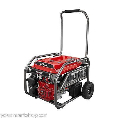 Honda Gas Powered Electrical Generator 8750 Watt ...