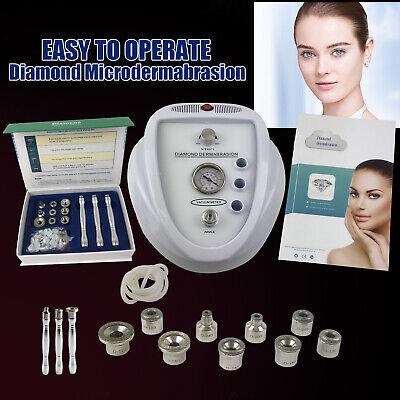 Diamond Dermabrasion Machine Microdermabrasion System Skin Clean Beauty Care H